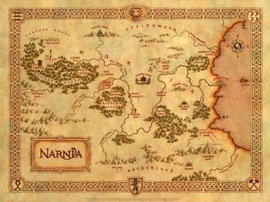 book-inmyownview-map-narnia-the-chronicles-of-narnia-Favim.com-204175